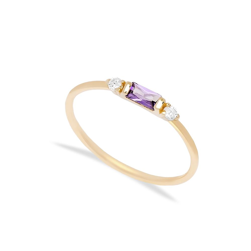 14k Gold Ring Wholesale Handmade Turkish Gold Jewelry